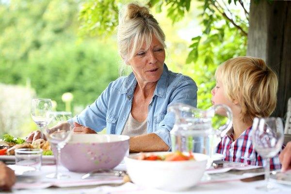ricominciare la dieta come i bambini