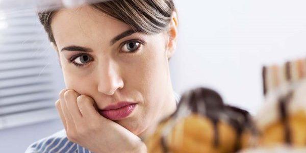 depressione da cibi dolci e grassi
